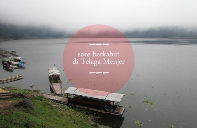 Telaga Menjer Cover